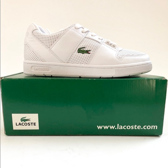 a686ca111ca6  NWT  LACOSTE - White Sneakers